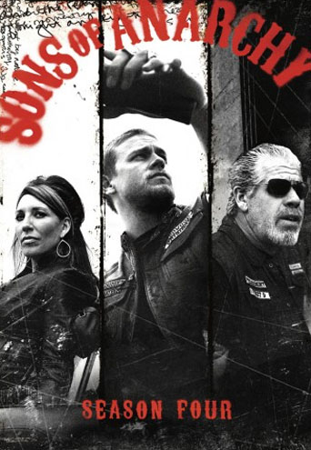 WIN THIS! 'Sons of Anarchy' Season 4 DVD Box Set