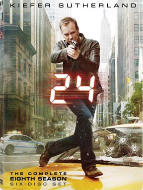 WIN THIS! '24' Season 8 DVD