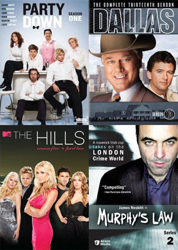 Must-See TV DVDs: April 2010