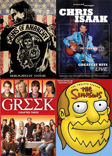 Must-See-TV DVDs: August 20, 2009