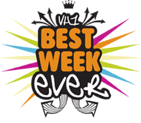A 'Best Week Ever' Tweetup!