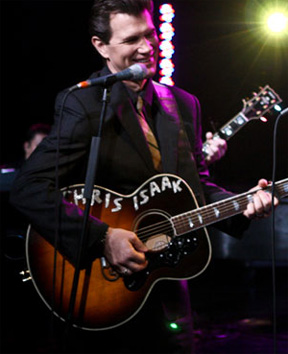 Chris Isaak as Simon Cowell's 'American Idol' Replacement?