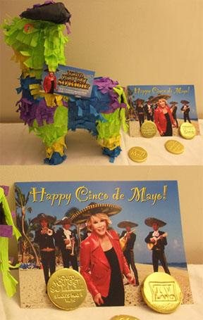 Happy Cinco de Mayo From Joan Rivers!