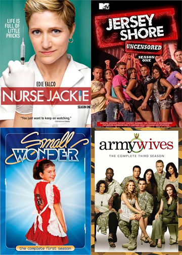 Must-See-TV DVDs: February 2010