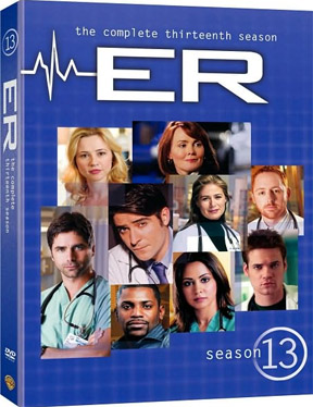 WIN THIS! 'ER' Season 13 DVD Box Set