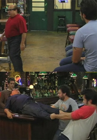 &#8216;It&#8217;s Always Sunny in Philadelphia&#8217; Season Finale: When Frank Wore Skinny Pants