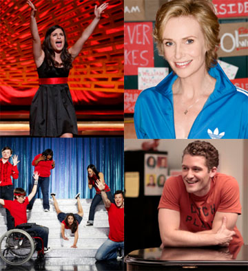 'Glee' & HBO Lead Golden Globe Nominations; 'Sons of Anarchy' Shockingly