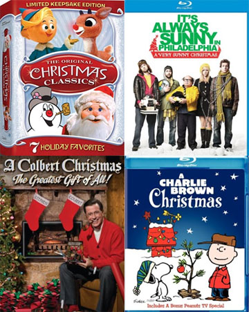 Must-See Holiday TV DVDs: 2009