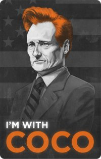 Are You With Coco? Fans Rally for Conan O'Brien