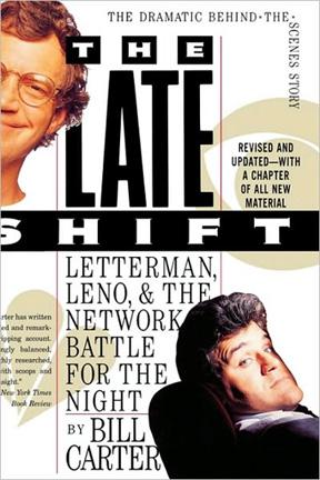 Bill Carter Penning a 'Late Shift' Sequel
