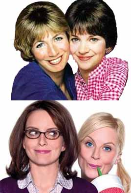 'Laverne & Shirley: The Movie' … Starring Tina Fey and Amy Poehler?