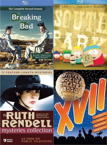 Must-See TV DVDs: March 19, 2010