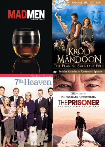 Must-See TV DVDs: March 24, 2010