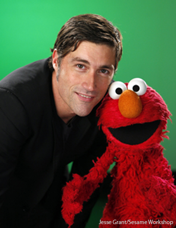 Time to Get to 'Sesame Street': Upcoming Celeb Guests Hit the 'Street'