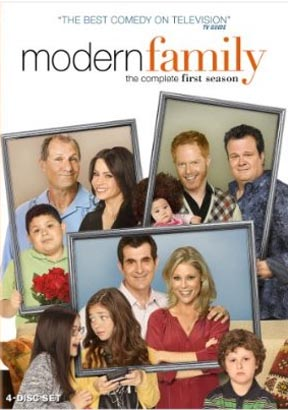 WIN THIS! 'Modern Family' Season 1 DVD Box Set