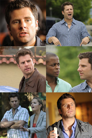 Talkin' With … 'Psych' Star James Roday