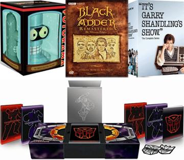 Must-See-TV DVDs: November 2, 2009