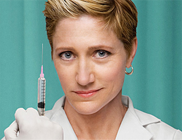 REVIEW: 'Nurse Jackie'
