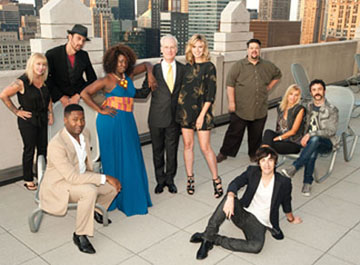 'Project Runway': Hey Now, You're an All-Star
