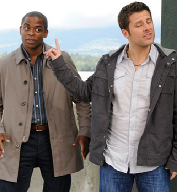 Holy Lavender Gooms, 'Psych' Has Been Renewed!