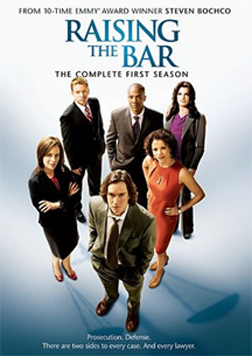 WIN THIS! 'Raising the Bar' Season 1 DVDs