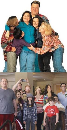 'Modern Family' Season Finale: The 'Roseanne' Rip-off