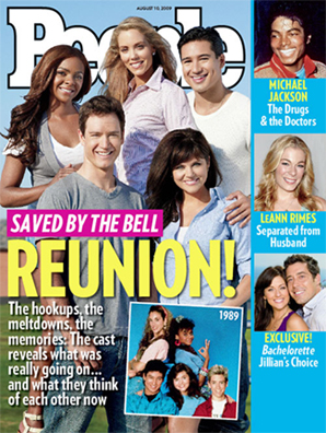 'Saved by the Bell': Screech Tells All!