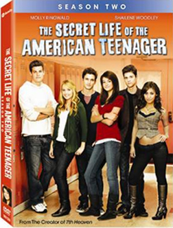 WIN THIS! 'The Secret Life of the American Teenager' Volume 2 DVDs