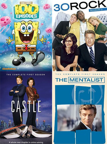 Must-See-TV DVDs: September 27, 2009