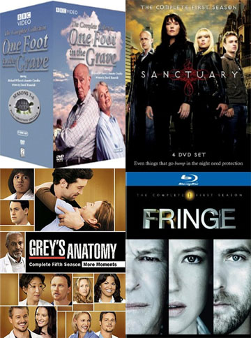 Must-See-TV DVDs: September 20, 2009