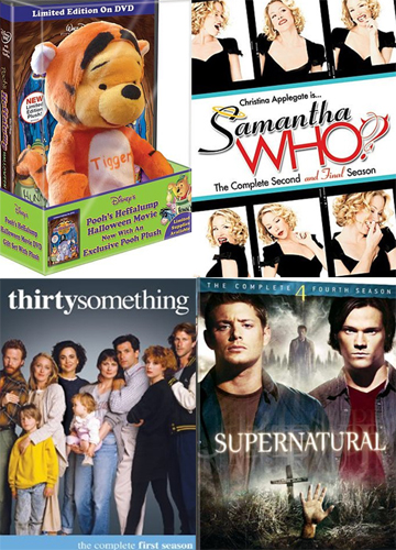 Must-See-TV DVDs: September 4, 2009
