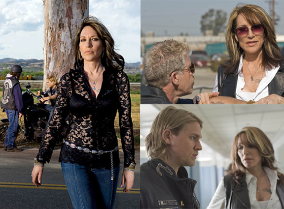 Talkin' With … Katey Sagal, 'Sons of Anarchy' Red Hot Mama Gemma