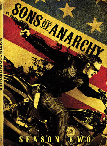 WIN THIS! 'Sons of Anarchy' Season 2 DVD Box Set