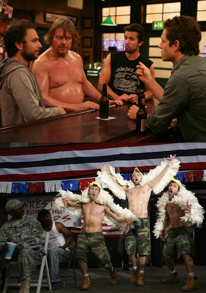 Talkin' with … 'It's Always Sunny in Philadelphia' Guest Star and Wrestling Legend Rowdy Roddy Piper