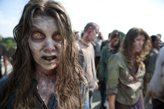 'The Walking Dead' Season 2: First Look Photo