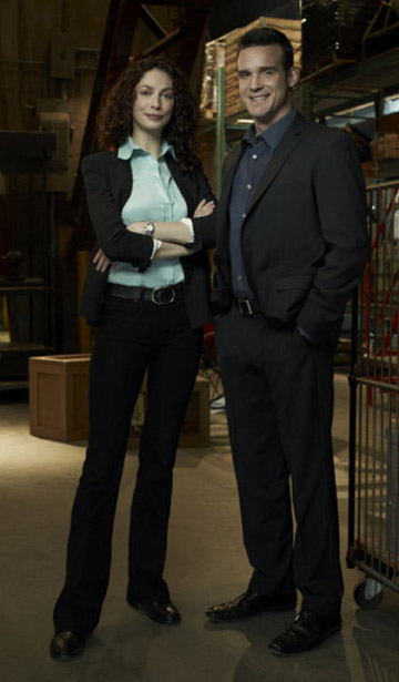 REVIEW: 'Warehouse 13' Season 2 Premiere